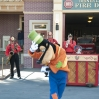 Goofy with Hook & Ladder Company