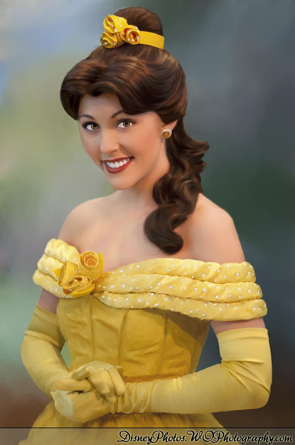 Photo Painting Disney Photo Blog