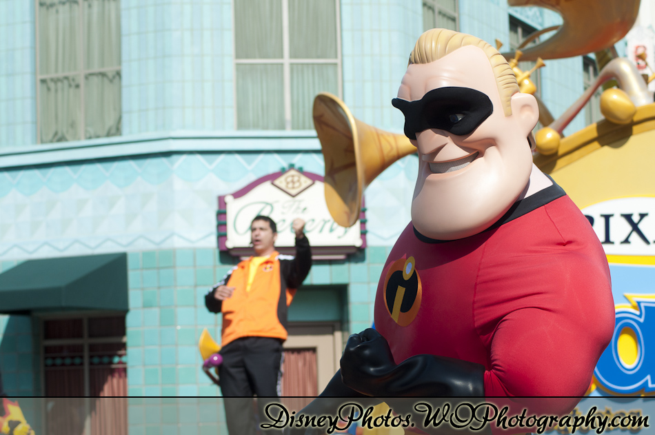 Pixar Pals Incredibles