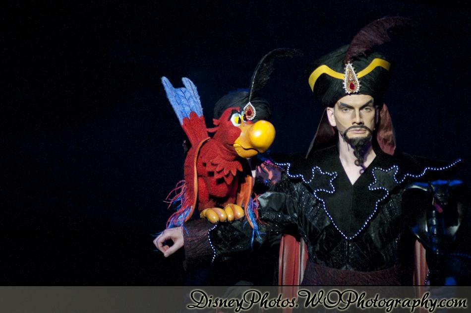 Aladdin Musical Spectacular March 5th, 2011 | Disney Photo ...