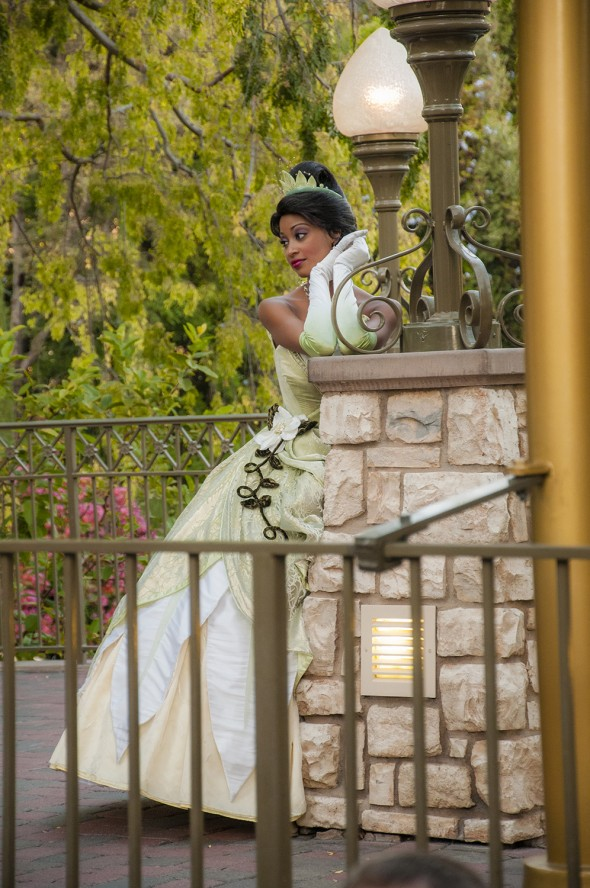 Disney Princess Tiana at the Disneyland Resort - Original