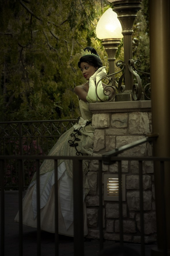 Disney Princess Tiana at the Disneyland Resort - Concept
